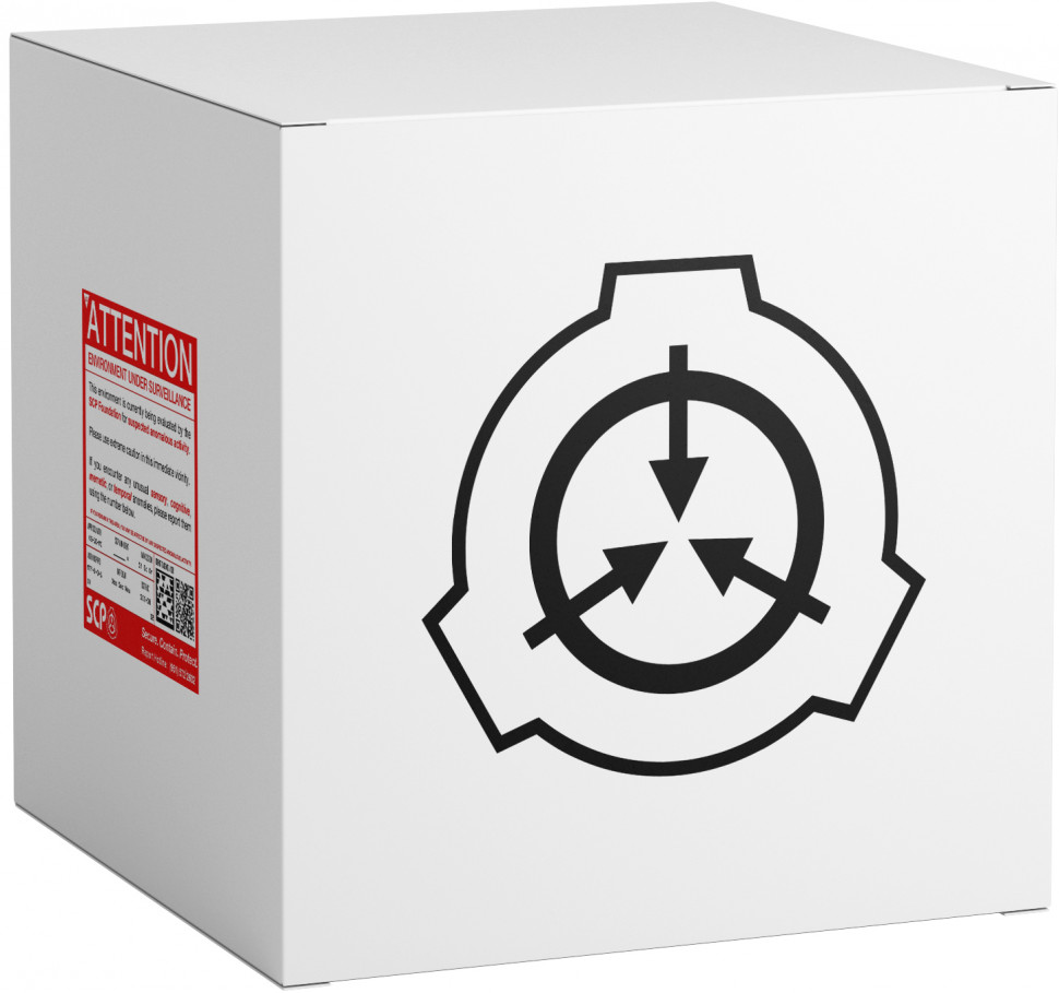 "Fandom Box SCP Foundation ""Scientist"""